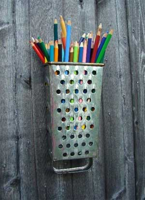 upcycle pencil holder