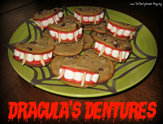 draculas dentures