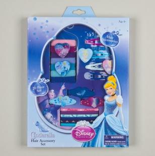 Cinderella 20 Pc Hair Accessories Set Only 3 25