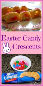 easter candy crescents