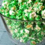 green popcorn