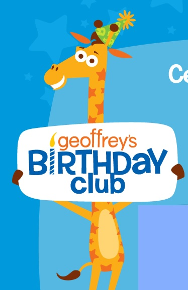 geoffrey birthday club