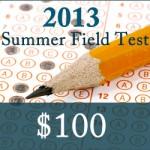 summer field test