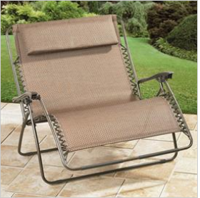 BrylaneHome Extra Wide Zero Gravity Chair Giveaway