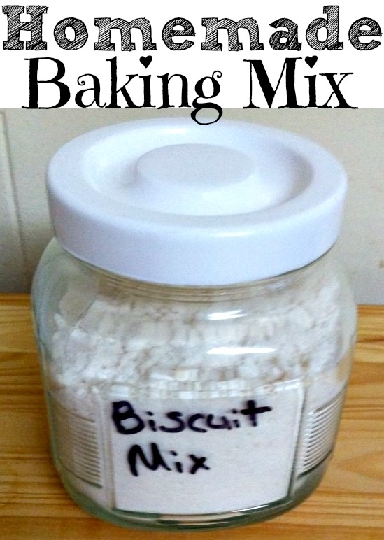 biscuit mix