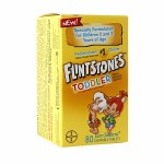 flintstone toddler vitamin