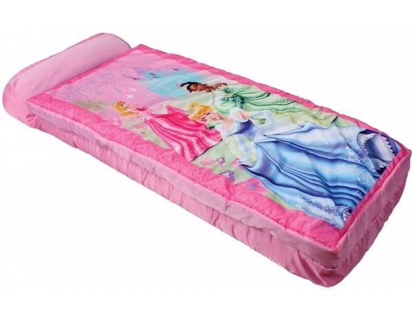 Disney Princess Ez Bed Airbed Sleeping Bag Only 18
