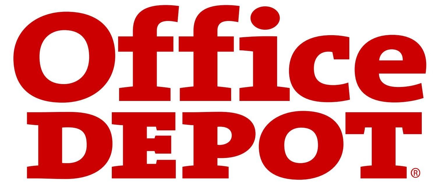 Office Depot Logo Design Office Depot Black Friday Deals 2017 #blackfriday