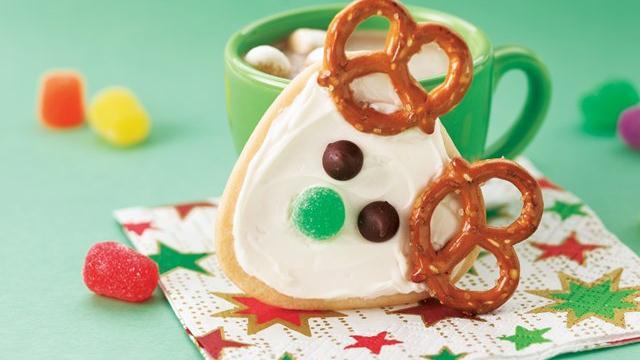 pillsbury reindeer