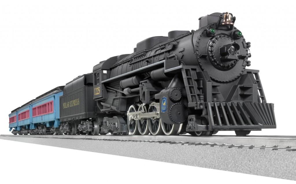 Lionel polar express train set g-gauge reviews