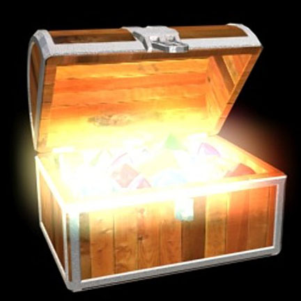 treasure box
