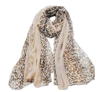 apricot scarf