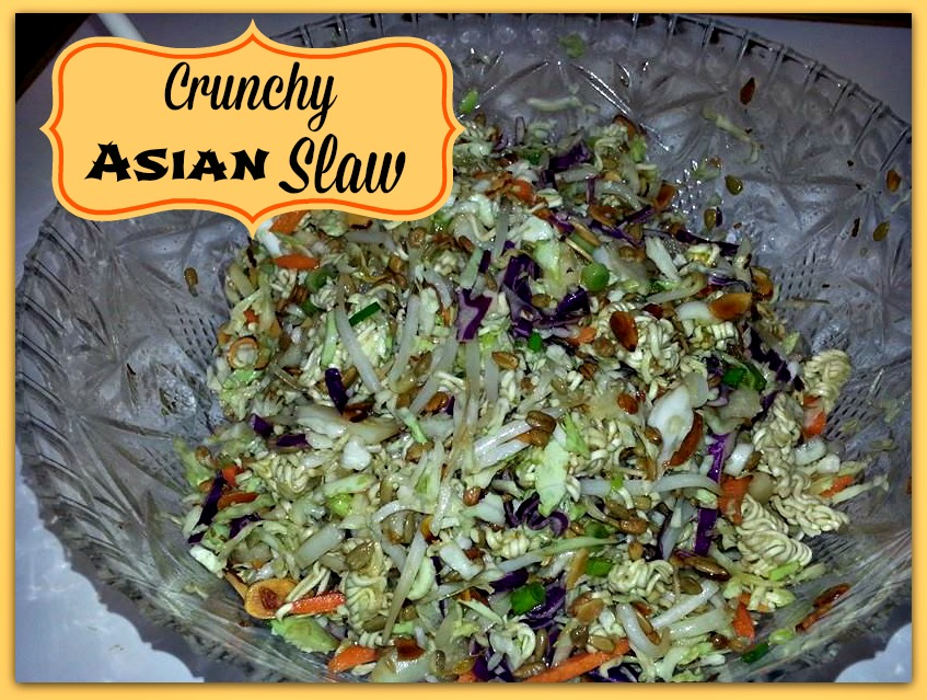 asian slaw button