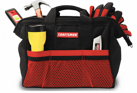 craftsman tool bag new