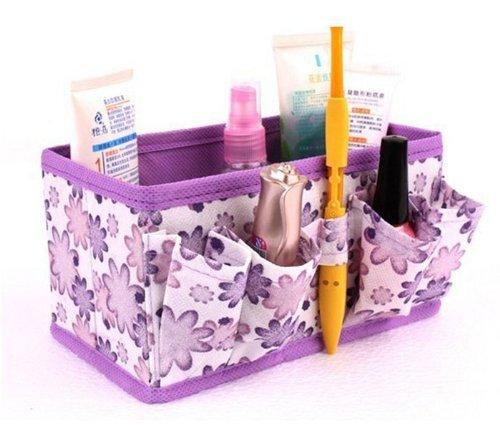 purple organizer