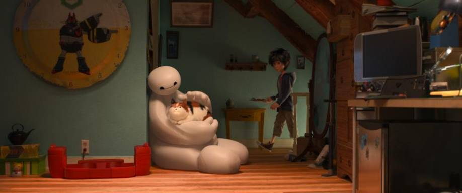 BIG HERO 6 new