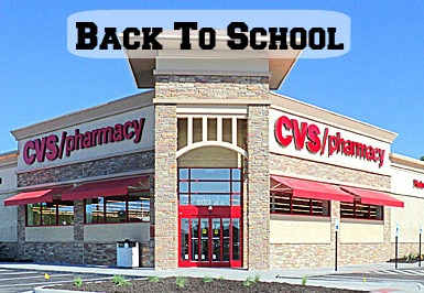 cvs back to school