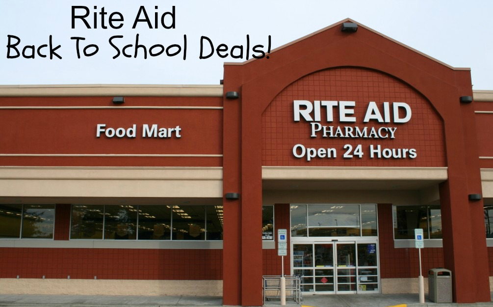 rite aid back to school
