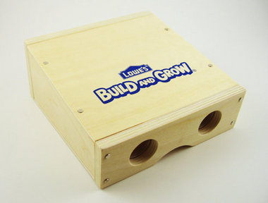 lowes build and grow binoculars