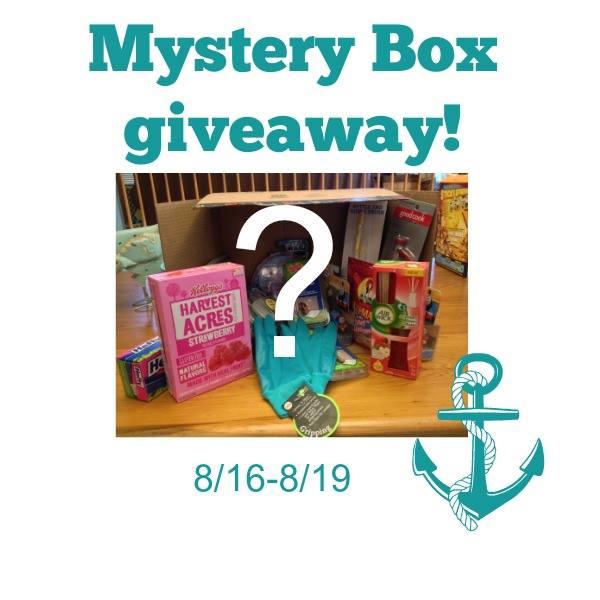 mystery box bts