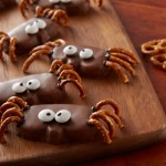 resses's peanut butter spiders
