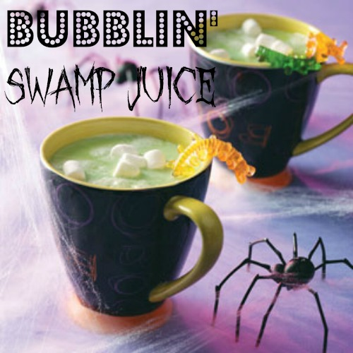 bubblin swamp juice