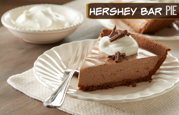 hershey bar pie