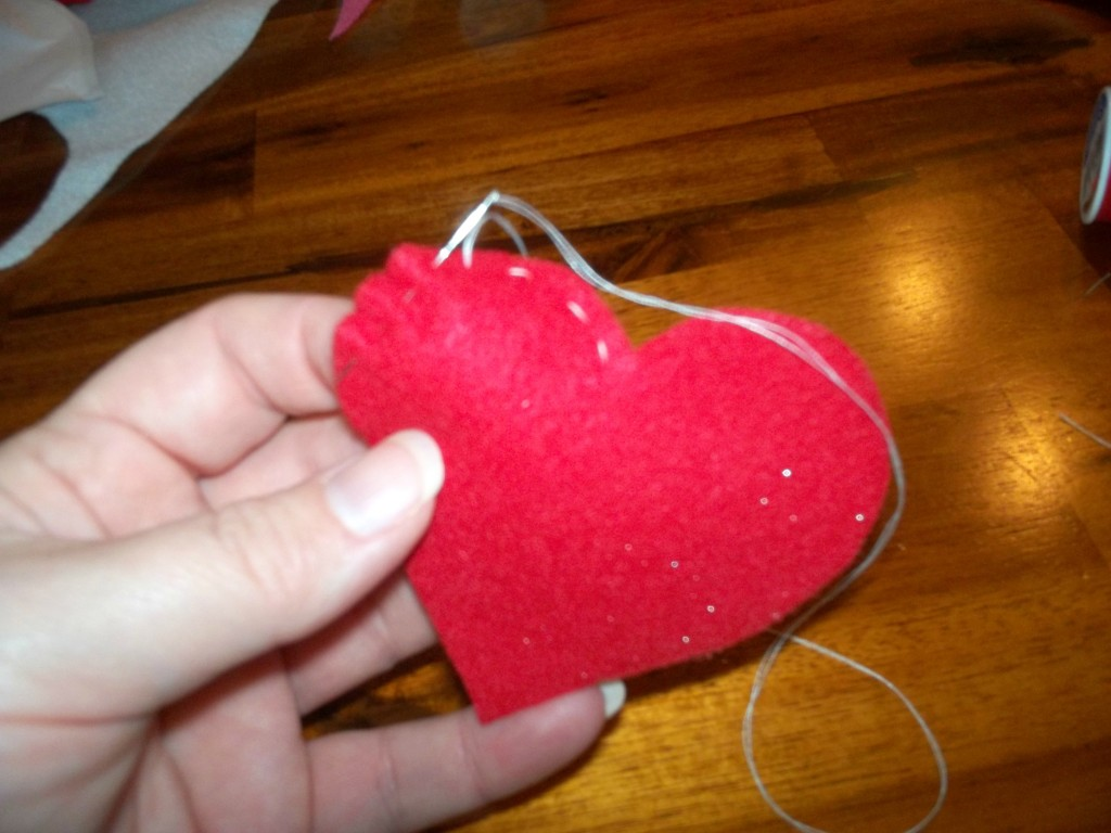 DIY Heart Pocket Hand Warmers