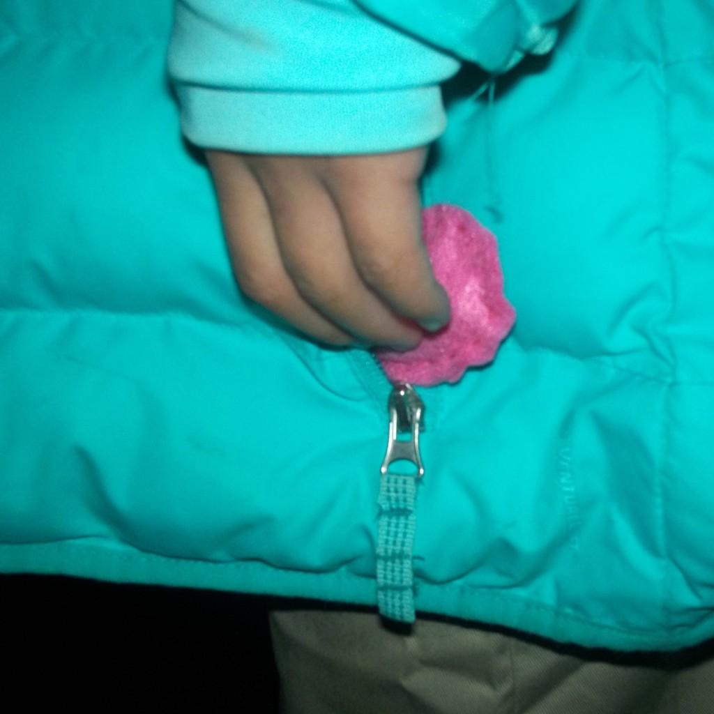 DIY Heart Pocket Hand Warmers