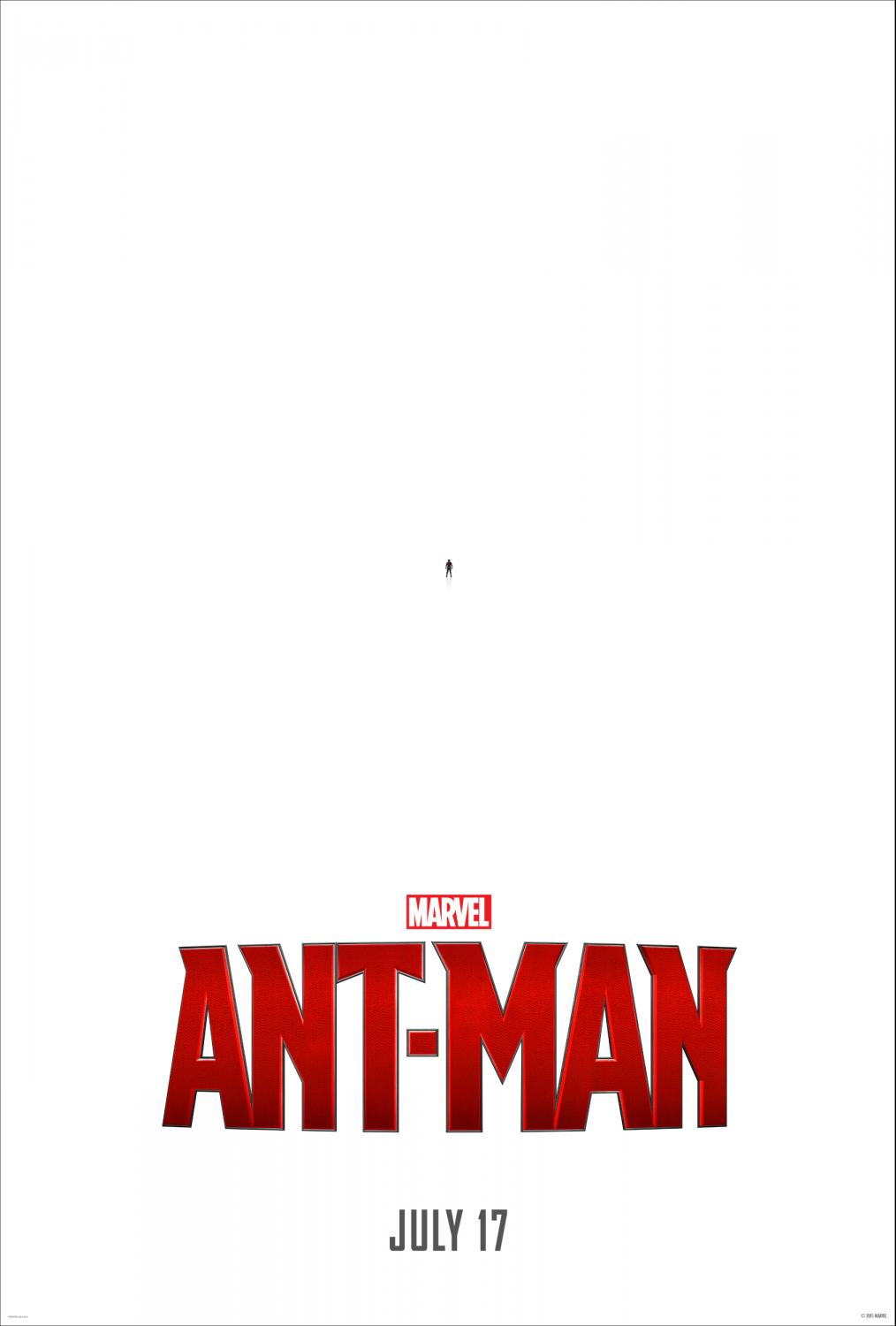 antman one sheet