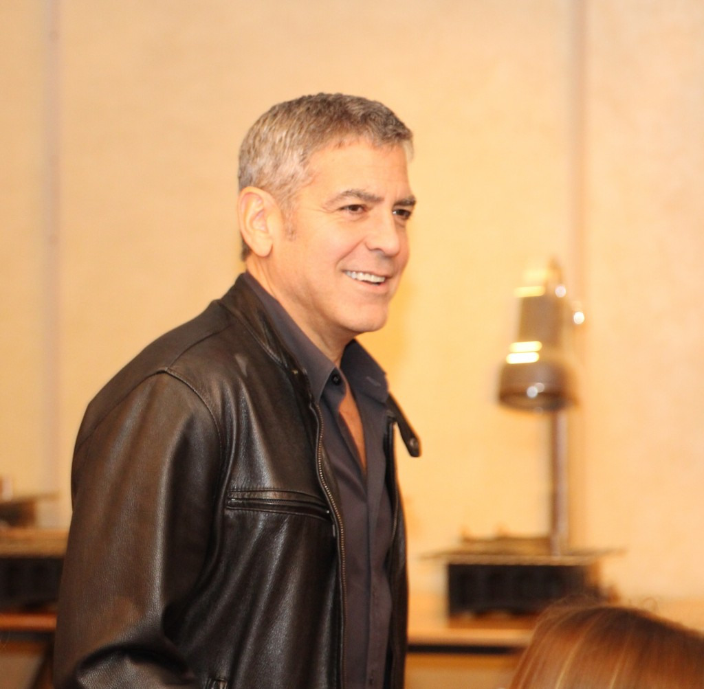 George Clooney Tomorrowland #TomorrowlandEvent