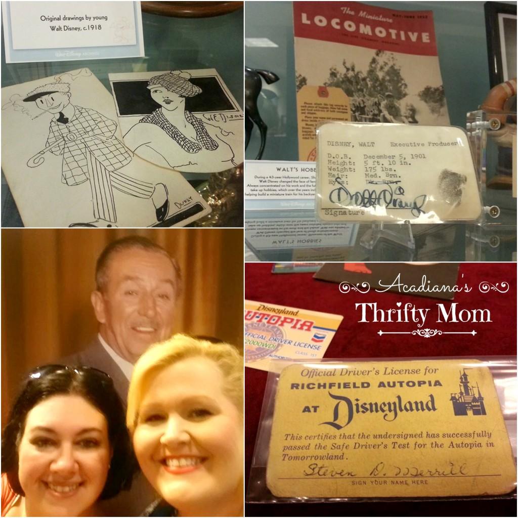 Walt Disney Studios Celebrates 75 Years With This Amazing Archives Display #TomorrowlandEvent