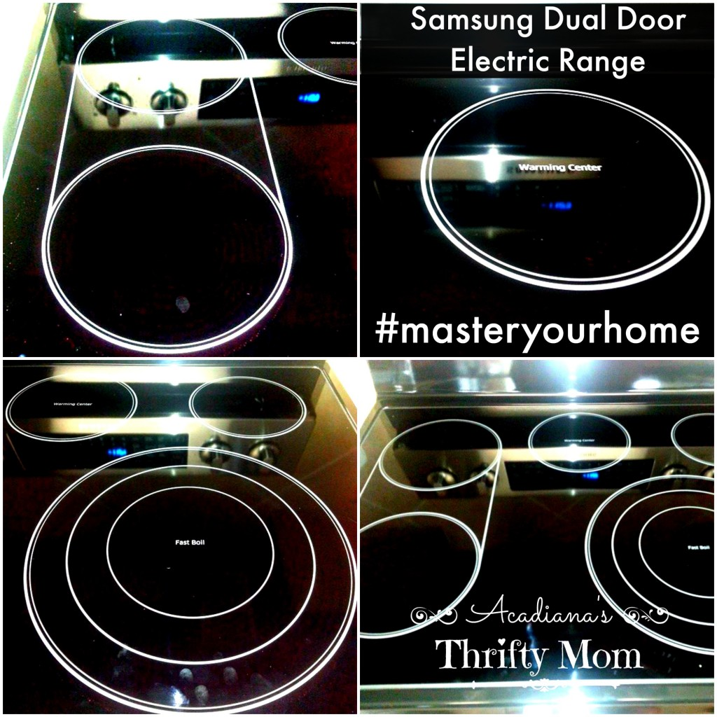 My New Obsession, The Samsung Dual Door Electric Range #masteryourhome
