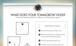Disney's Tomorrowland Activity Sheets and Fun Facts #TomorrowlandEvent