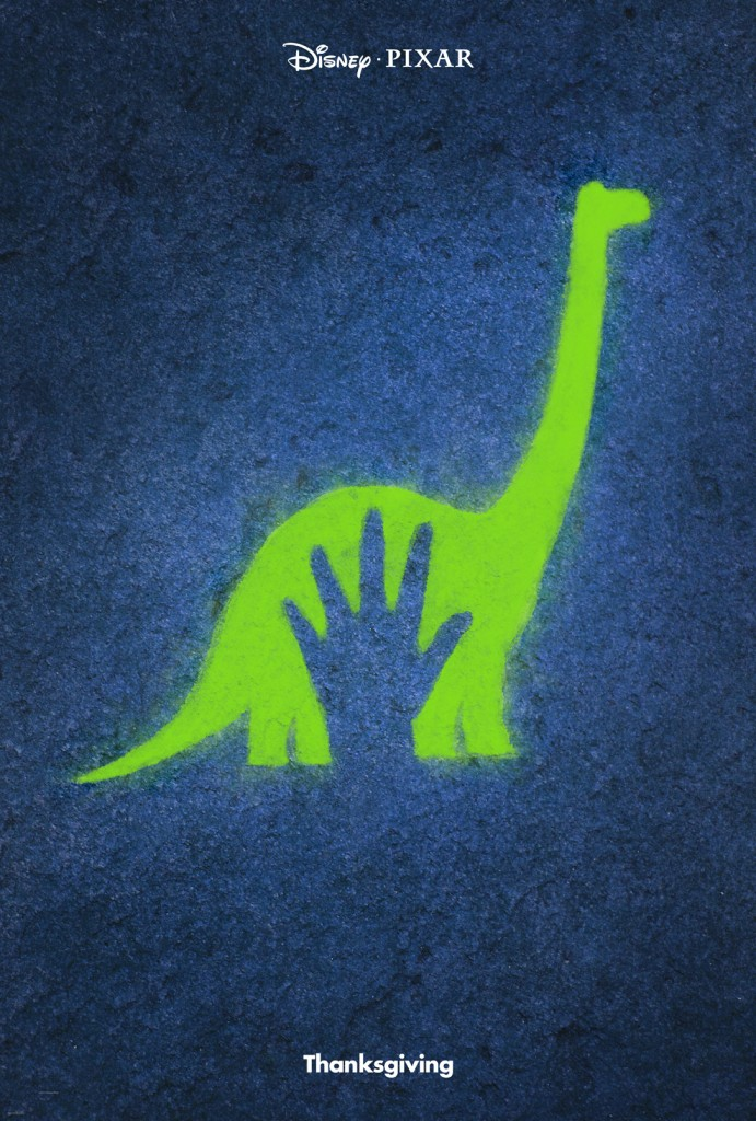 New Teaser Trailer And Poster For Disney/Pixar's The Good Dinosaur #GoodDino