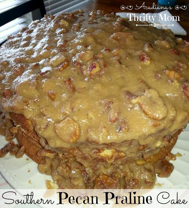 pecan praline cake2