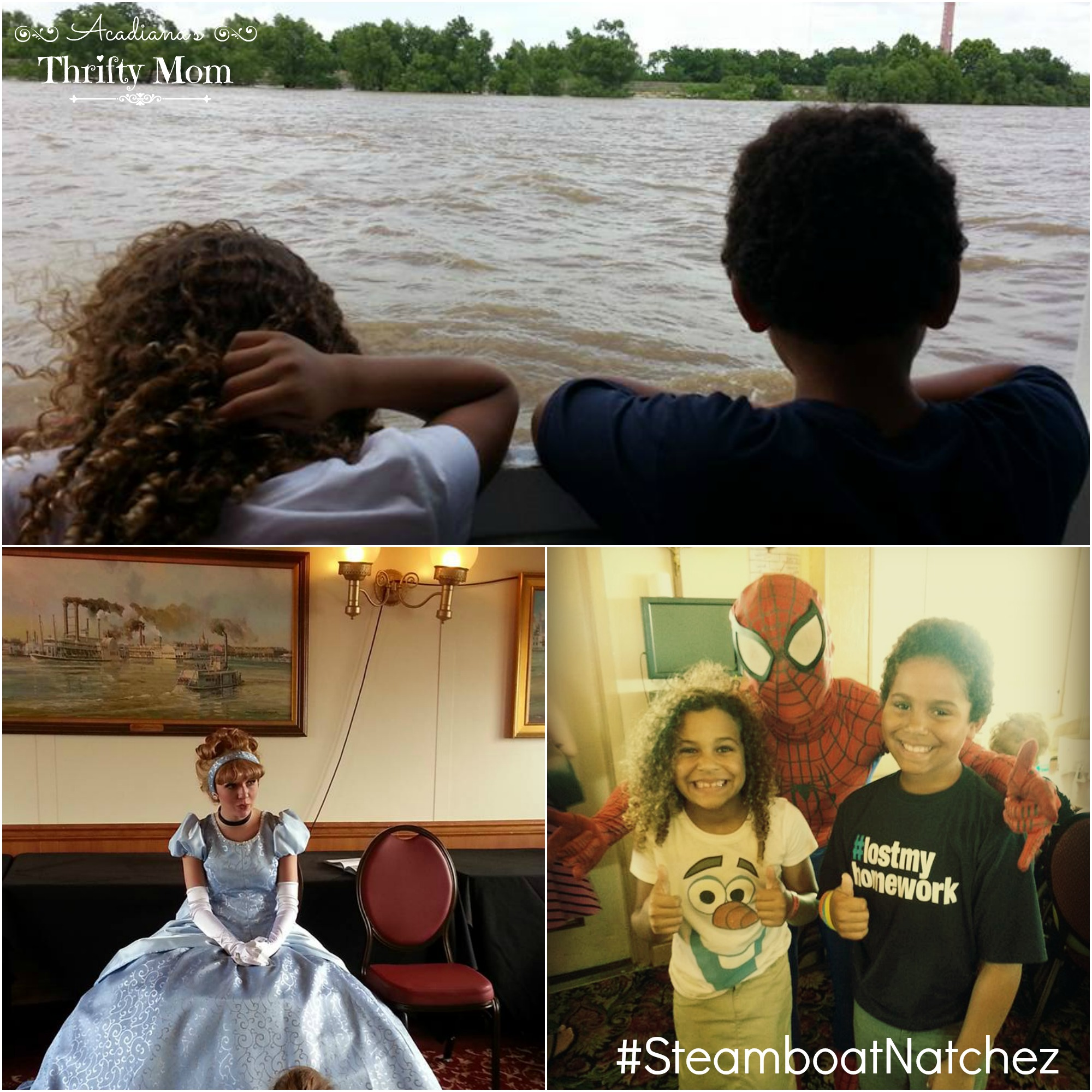 Our Journey On The Steamboat Natchez #SteamboatNatchez