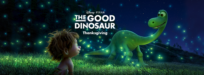 New Trailer From The Good Dinosaur Just Released #GoodDino
