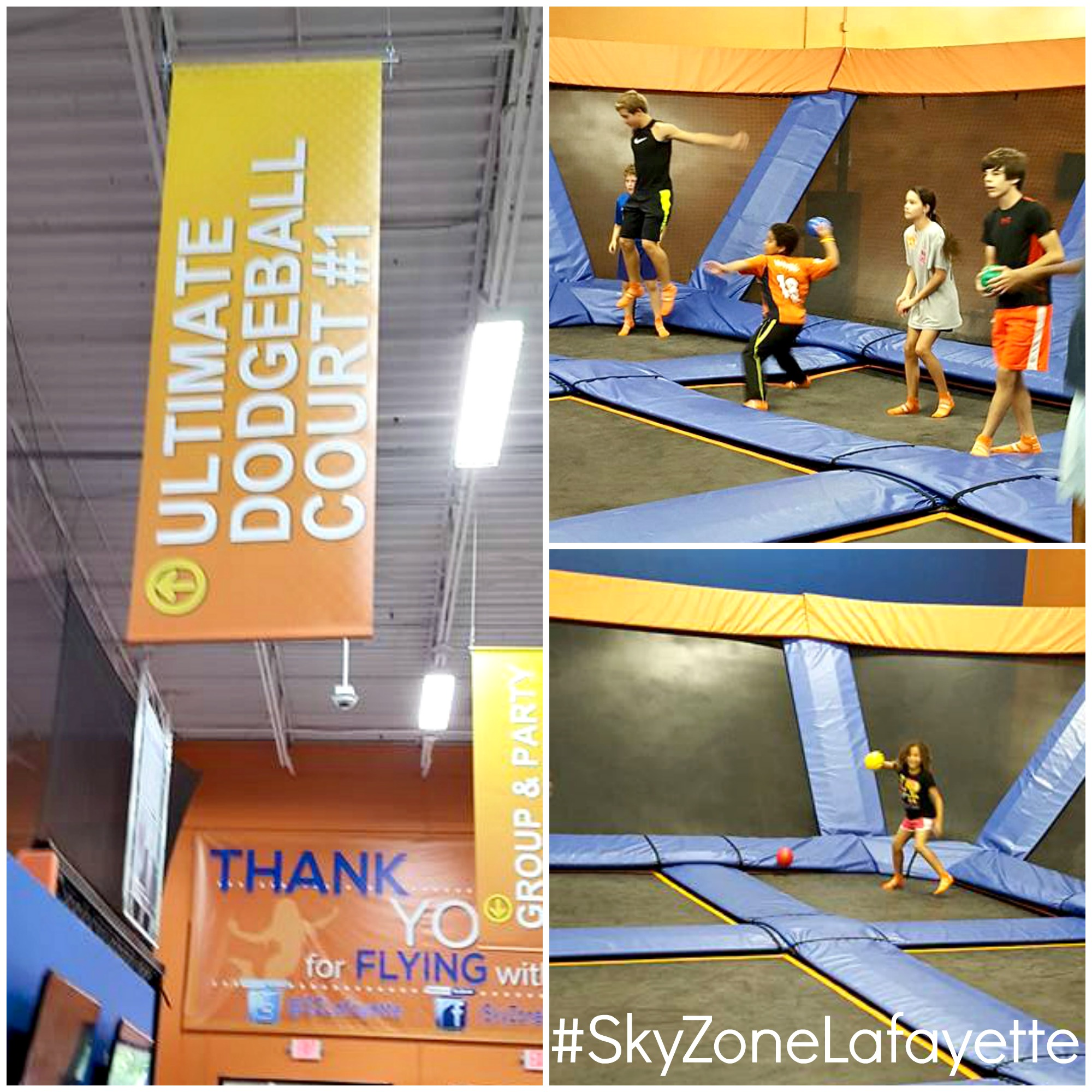 So Much Fun At Sky Zone Lafayette!  #SkyZoneLafayette