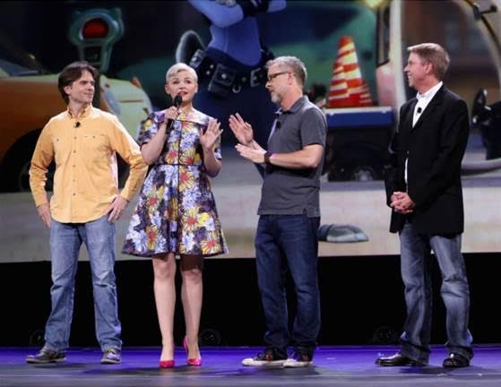 D23 Expo Like You've Never Seen It! #D23Expo