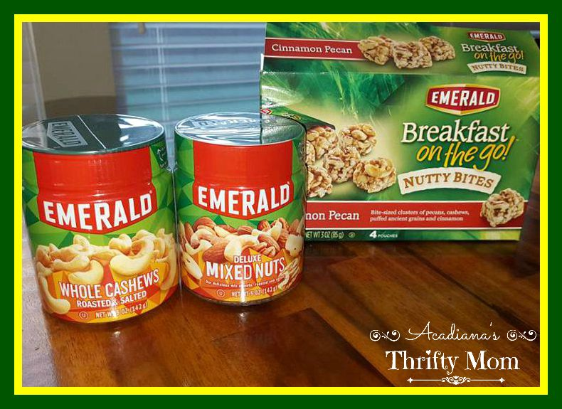 Get A Little Nuttier With Emerald Nuts