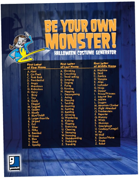 Hotel Transylvania 2 and Goodwill Help You Become Your Own Monster #HotelT2