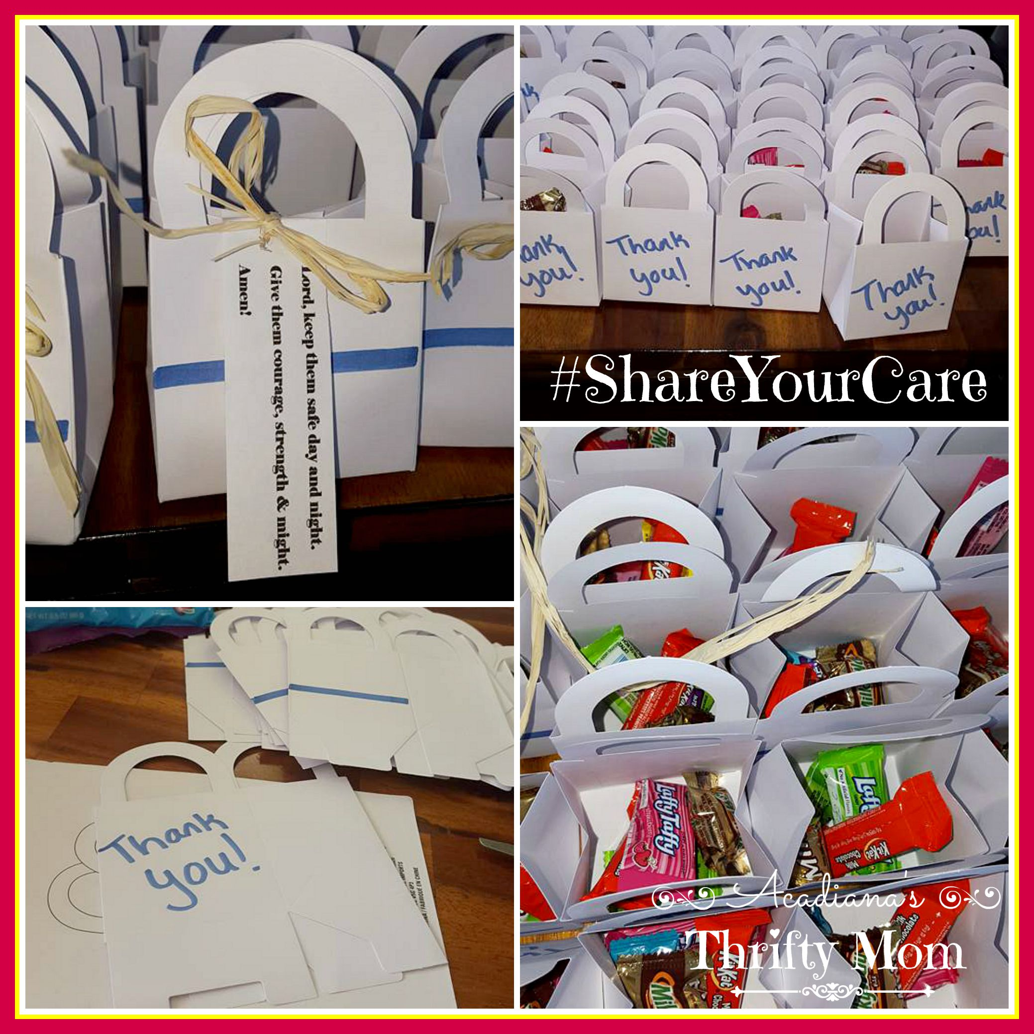 Let Your Local Law Enforcement Know You Care #ShareYourCare