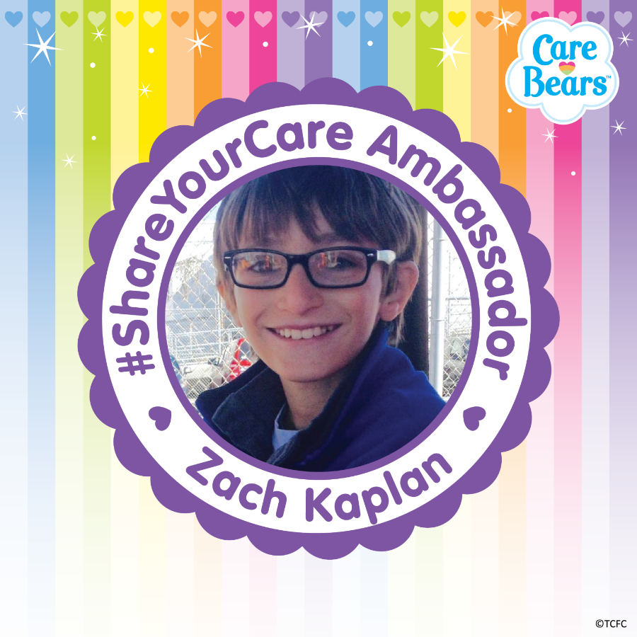 September 9th is National Care Bears™ #ShareYourCare Day!
