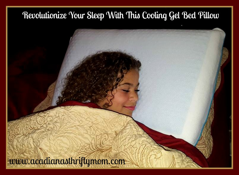 Revolutionize Your Sleep With This Cooling Gel Bed Pillow