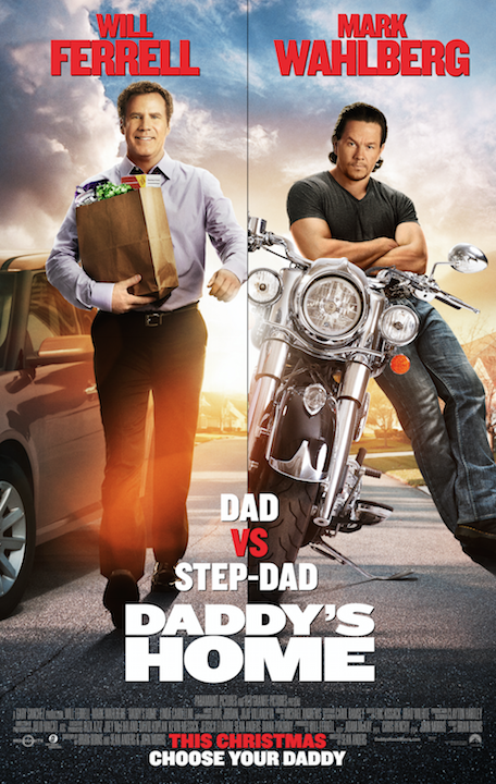 I Dare You Not To Laugh Watching This Daddy's Home Trailer #DaddysHome