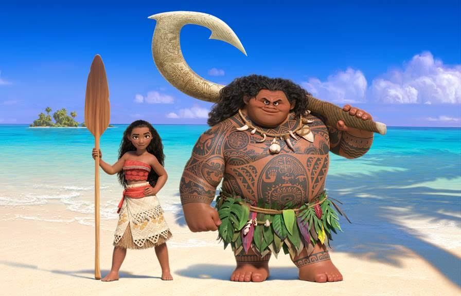 Teaser Trailer for Disney's Moana Just Released #Moana