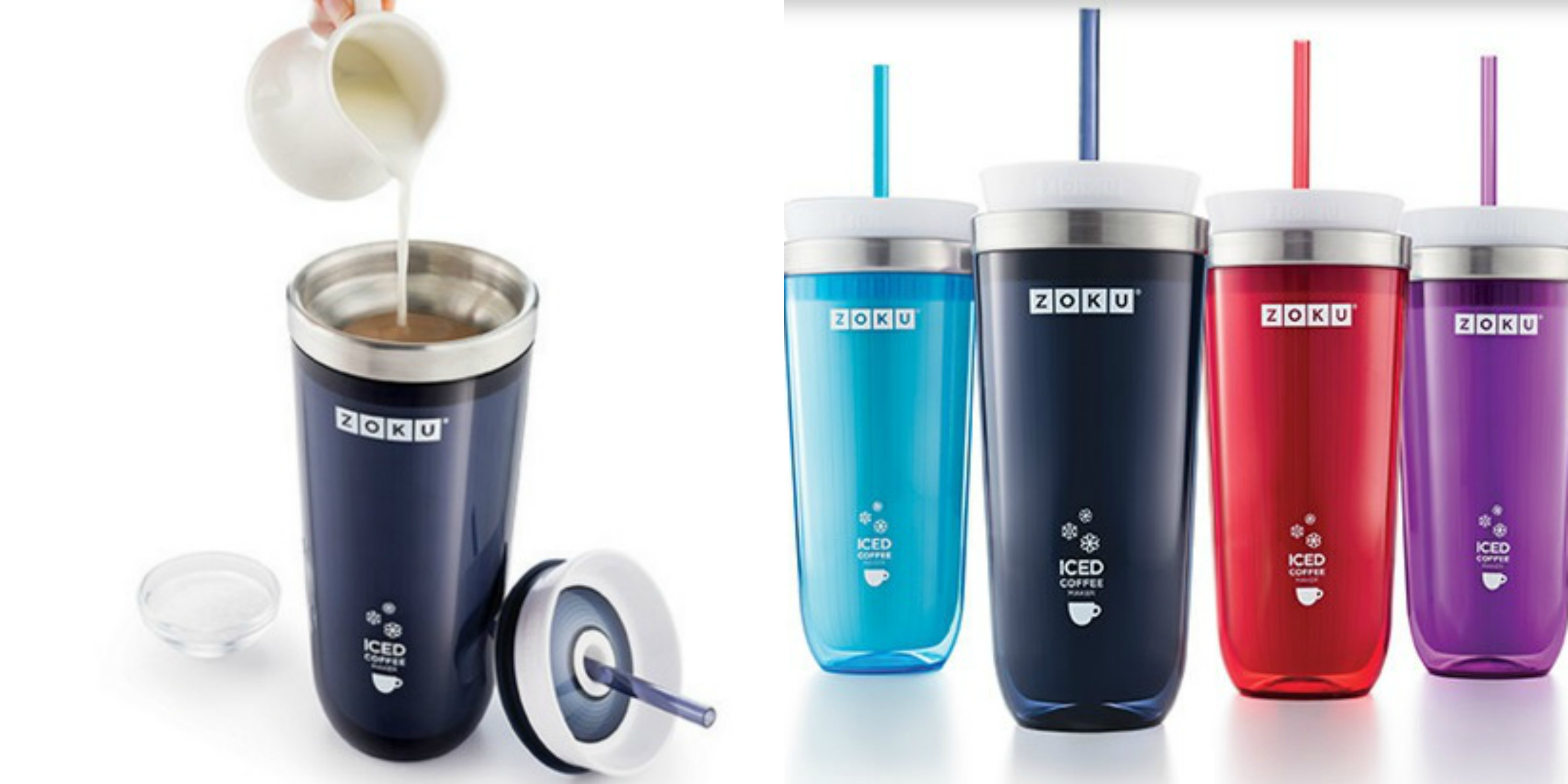 Zoku Iced Coffee Maker A Perfect For The Coffee Lover - Acadiana s Thrifty Mom