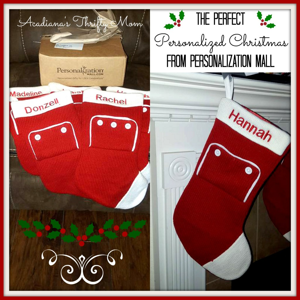 The Perfect Personalized Christmas From Personalization Mall #Personalization