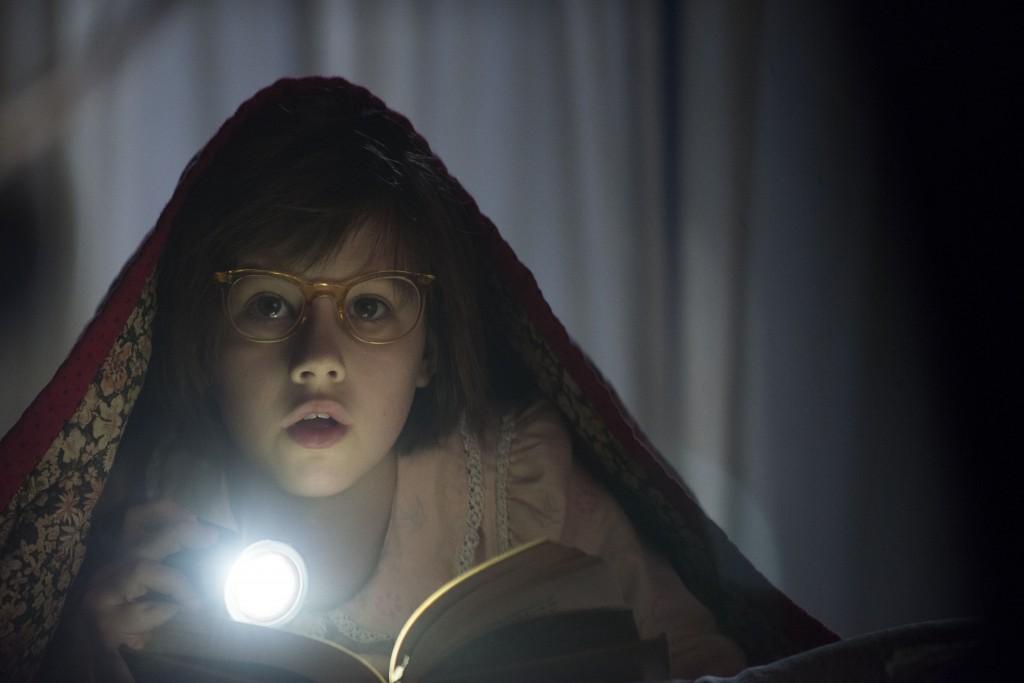 Steven Spielberg Unveils the First Teaser for Disney's The BFG #TheBFG